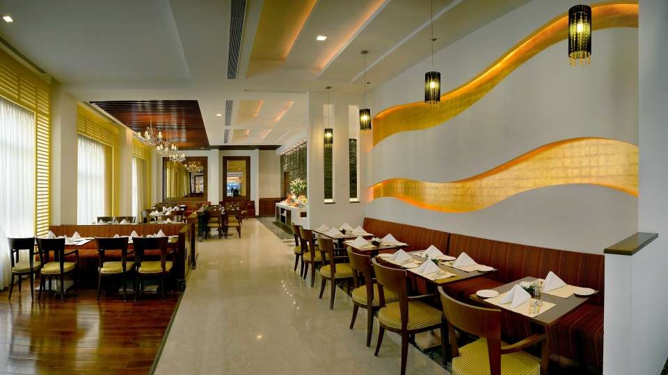 Cafe 55 atPark Inn, Gurgaon - A Carlson Brand Managed by Sarovar Hotels, best restaurants in gurgaon 4