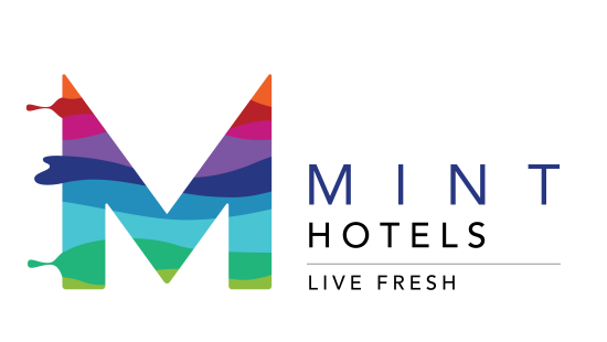 Logo of Mint Hotels and Resorts, Leading Chain Hotel Group in India