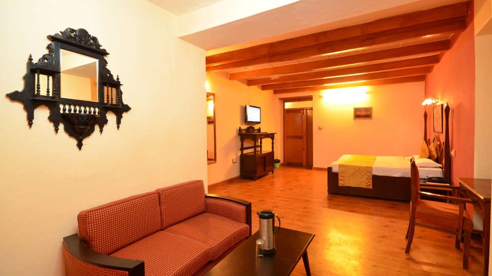 The Pavilion Hotel, Nainital Nainital 030-2