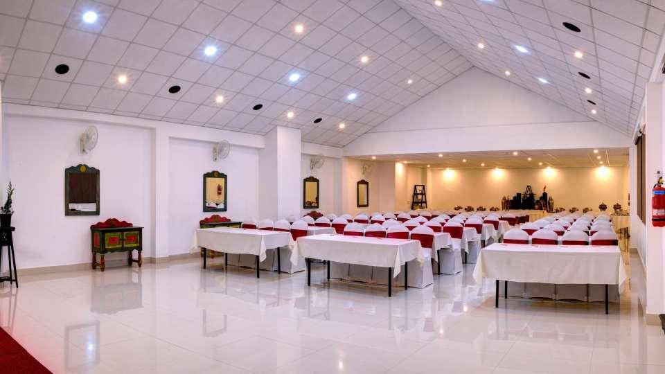 banquet atSummit Denzong Hotel Spa Gangtok