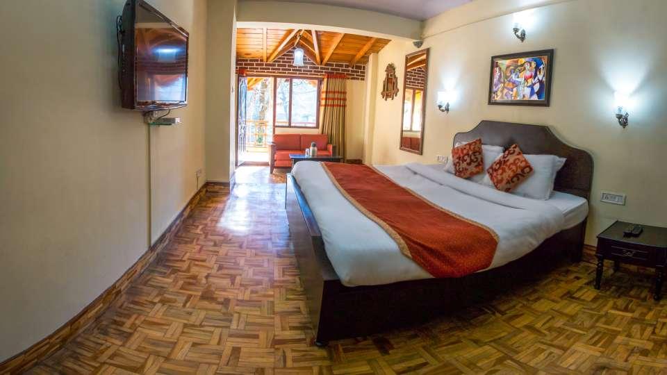 The Pavilion Hotel, Nainital Nainital Standard Room The Pavilion Hotel Nainital 5