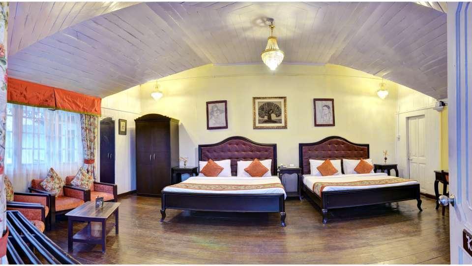 Family Cottage at Summit Swiss Heritage Hotel Darjeeling 2