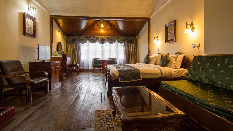 resorts in darjeeling central heritage resort spa. Black Bedroom Furniture Sets. Home Design Ideas