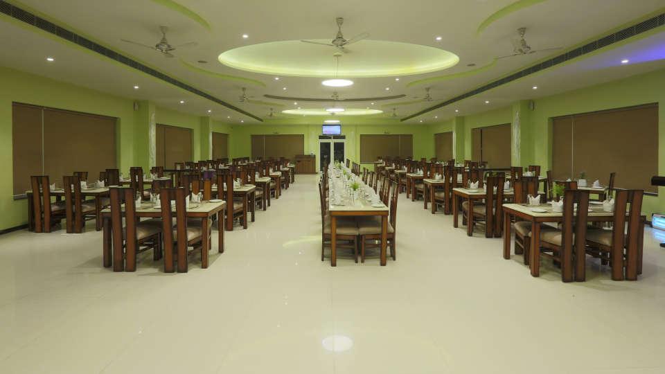 Restaurant Resort de Coracao Corbett 9