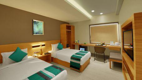 Premium Rooms at Suba Elite Vadodara Hotel Rooms in Vadodara 3