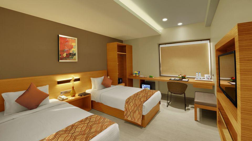 Premium Rooms at Suba Elite Vadodara Hotel Rooms in Vadodara 2