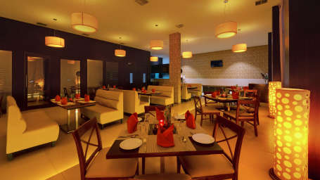 Southern Spice restaurant at Hotel SRM tuticorin, Restaurant in Tuticorin