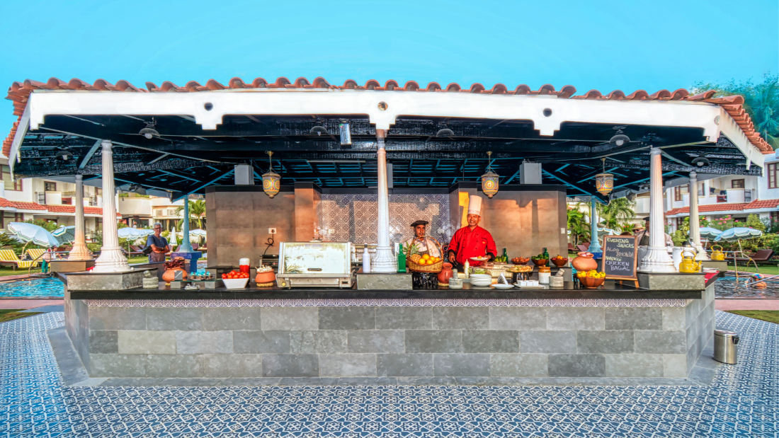 Dining, Heritage Village Resorts & Spa, Goa, Restaurants in South Goa 45