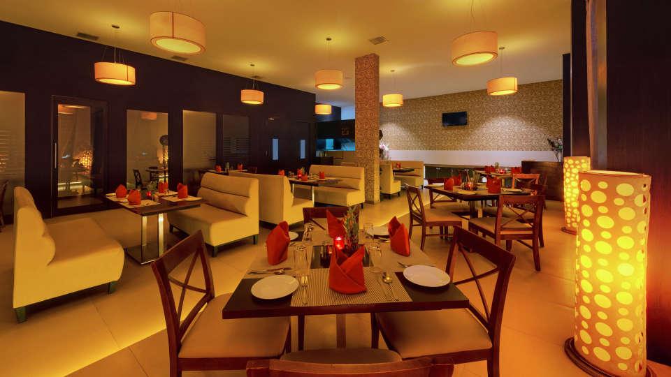 Southern Spice restaurant at Hotel SRM tuticorin, Restaurant in Tuticorin