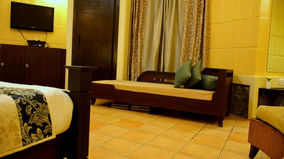 Kadkani Riverside Resorts, Coorg Coorg Den Room Kadkani River Resort Coorg 7