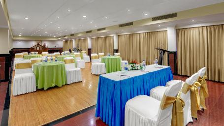 SRM Hotel Maram Malai Nagar Chennai 7