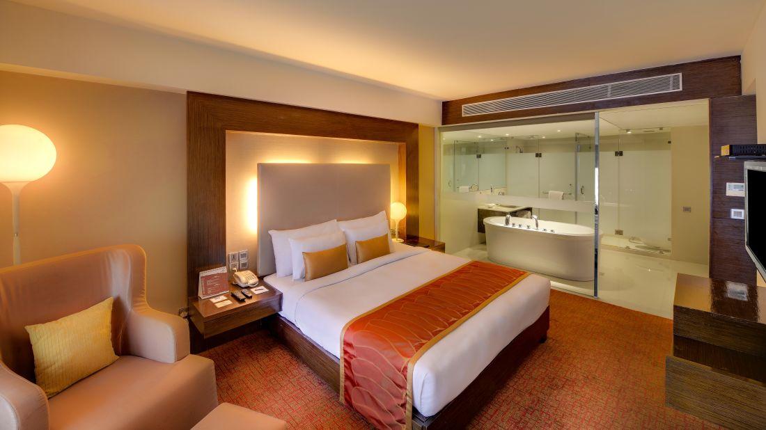 Suite - Bedroom