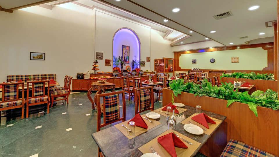 Southern Spice Restaurant- SRM Hotel Tiruchirappalli 2