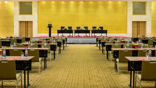 Class Room Setting - Convention at Hotel Daspalla Hyderabad 1