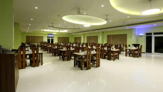 Restaurant Resort de Coracao Corbett 7