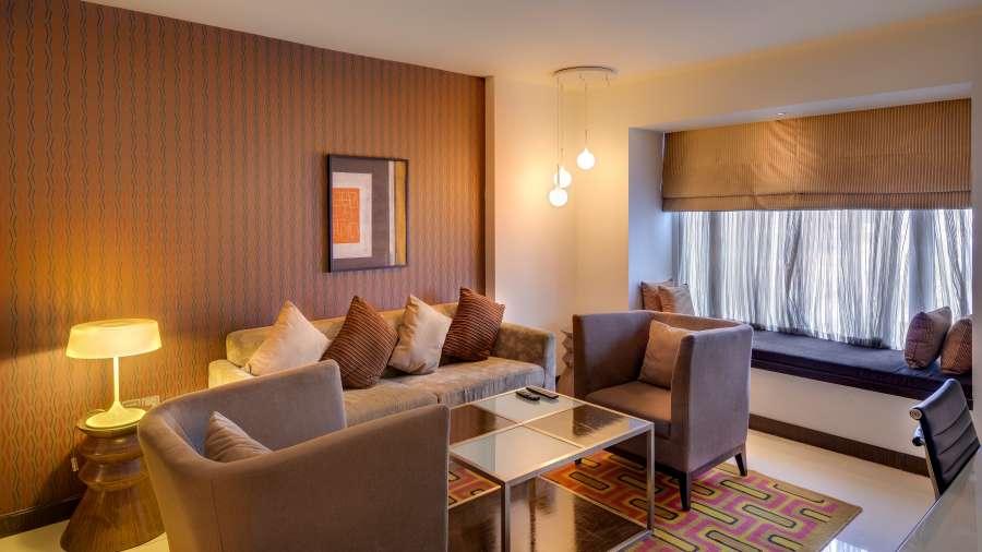 Suite - Living Room.