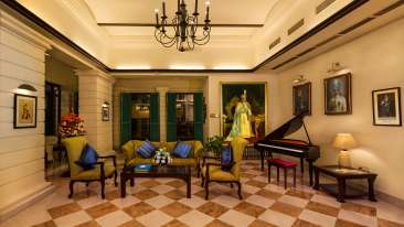 interior-Jehan Numa Palace Bhopal-Bhopal resort