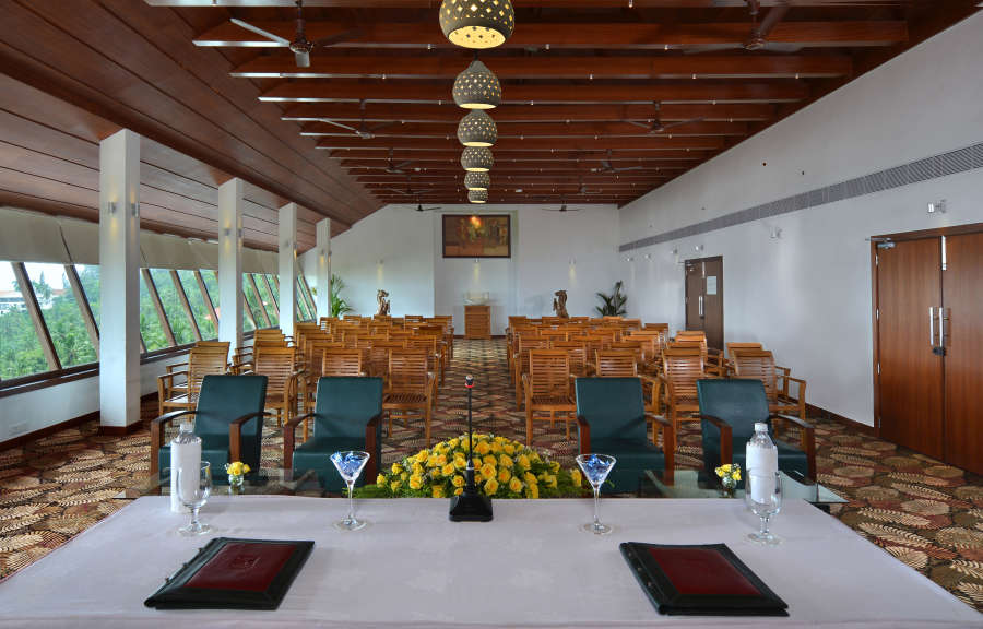 alt-text Banquet Hall in Kovalam, Turtle on the Beach, Arabian Sea