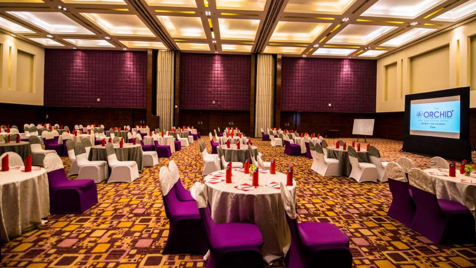 Banquets The Orchid Hotel Pune 1