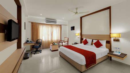 Deluxe Suite in SRM Hotel Tuticorin, Hotel in Tuticorin