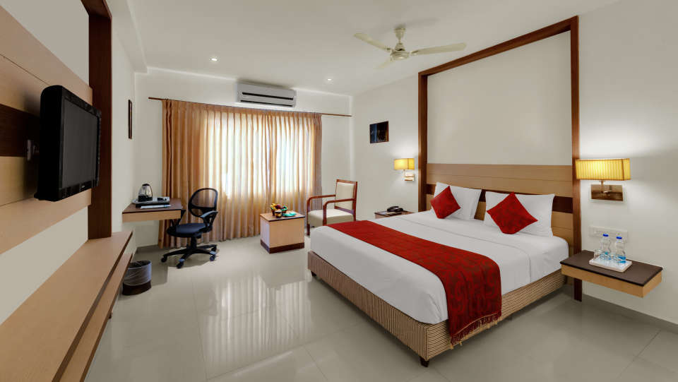 Deluxe Suite in SRM Hotel Tuticorin, Hotel in Tuticorin