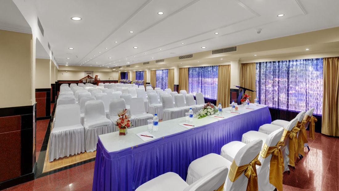 SRM Hotel Maram Malai Nagar Chennai 19