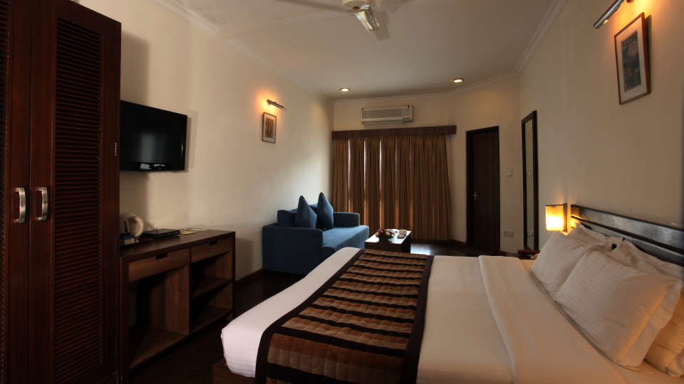 Moksha Himalaya Spa Resort, Chandigarh Chandigarh Moksha Suite Moksha Himalaya Spa Resort Chandigarh 32