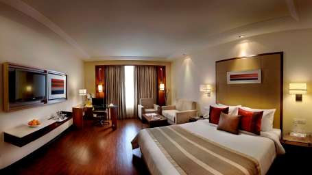 Superior Rooms at  Park Inn, Gurgaon - A Carlson Brand Managed by Sarovar Hotels, best hotels in gurgaon 21