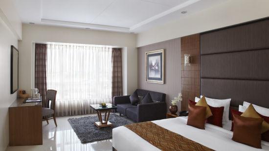 Premium Rooms at Hotel Suba Grand Dahej Hotel rooms in Bharuch 2