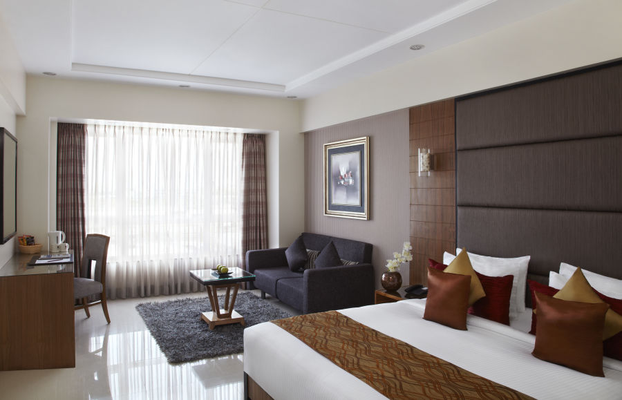 alt-text Premium Rooms at Hotel Suba Grand Dahej Hotel rooms in Bharuch 2