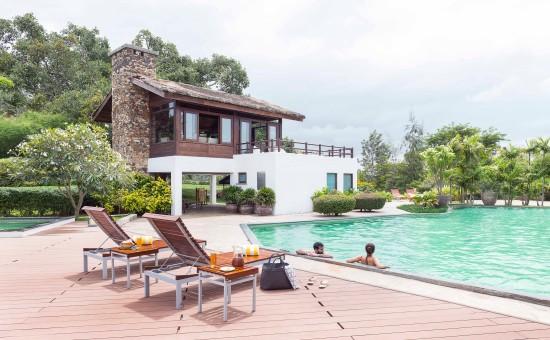Swimming Pool at The Serai Bandipur,  Resorts In Bandipur, Bandipur Jungle Resort 12