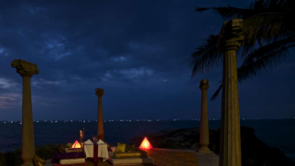 Destination Dining at Niraamaya Surya Samudra Resorts in Kovalam 4
