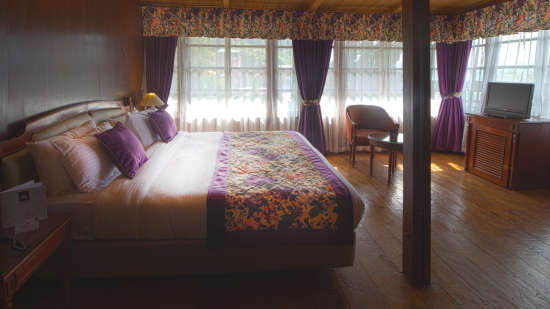 Deluxe Room at Mount Himalayan Resort in Darjeeling 1