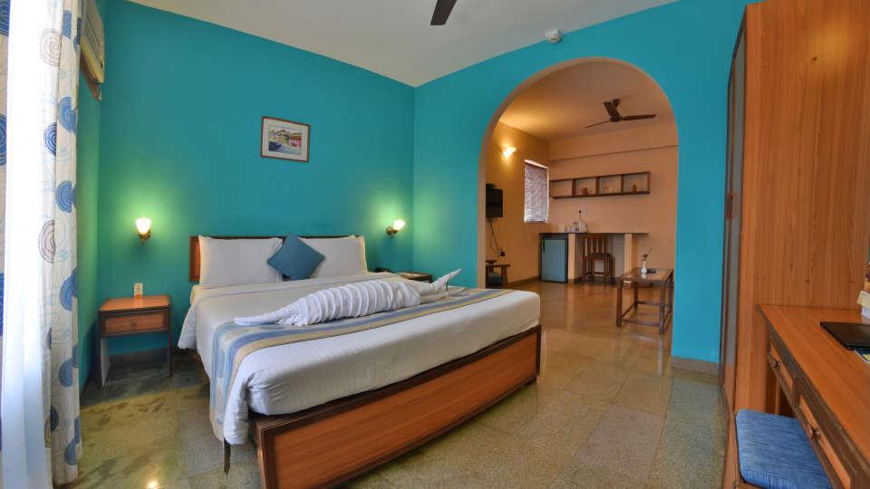 Deluxe Standard Room.