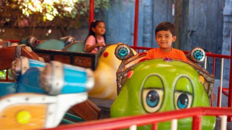 Kids Zone in Wonderla Bengaluru Wonderla Amusement Park, Bangalore Bangalore ParkdhMERRY GHOST