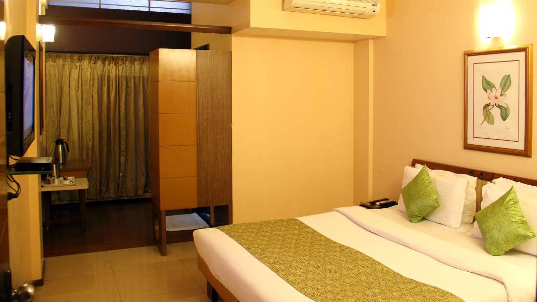 VITS Hotel, Nashik Maharashtra AC Deluxe Room VITS Hotel Nashik