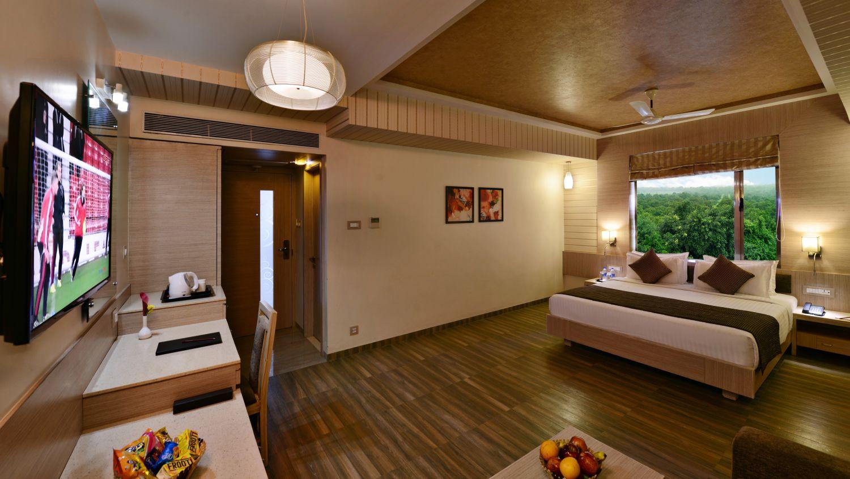 Hotel rooms in Sasan Gir, Stay In Sasan Gir-3, Sarovar Portico, Sasan Gir