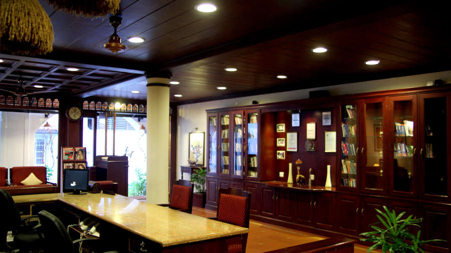 Hotel Arches, Fort Kochi Kochi Reception Hotel Arches Fort Kochi 2