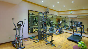 Gym Hotel Royal Court Madurai