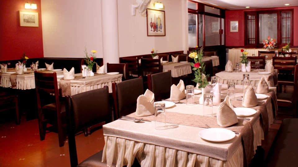 Hotel Arches, Fort Kochi Kochi ac restaurant 1 Hotel Arches Fort Kochi