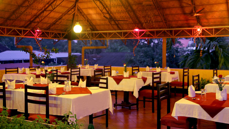 Hotel Arches, Fort Kochi Kochi open room roof top restaurant 1 Hotel Arches Fort Kochi