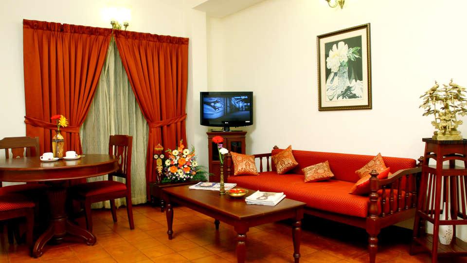 Hotel Arches, Fort Kochi Kochi suite annex 1 Hotel Arches Fort Kochi