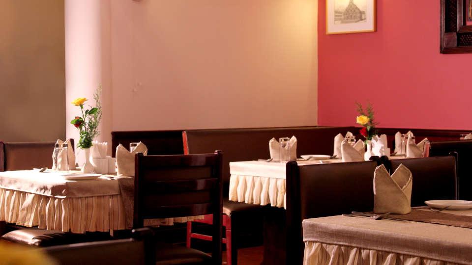 Hotel Arches, Fort Kochi Kochi ac restaurant 2 Hotel Arches Fort Kochi