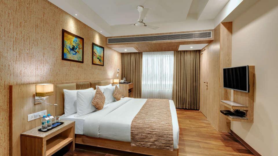 Suite at Anaya Beacon Hotel in Jamnagar 2