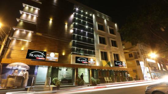 Facade, Mango Hotels Prajwal, Rajajinagar Hotel