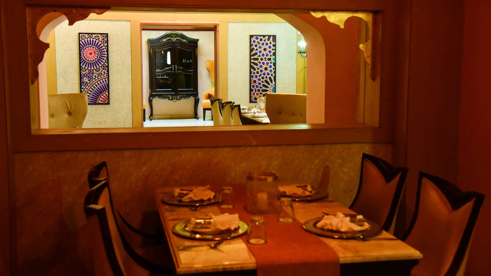 Fine Dining- Pramod House Of Classics Puri- Restaurant in Puri 6