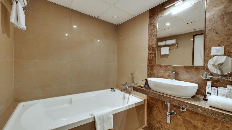Suite at Anaya Beacon Hotel in Jamnagar 6