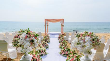 Western wedding-Maikhao dream villa resort Spa-wedding destination thailand 2