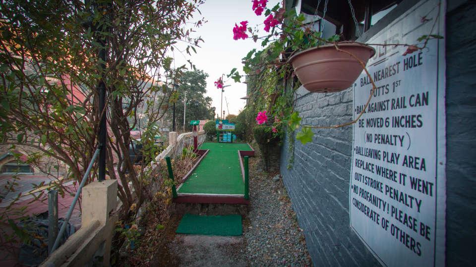 Hotel Himalaya, Nainital Nainital Mini Golf Course Hotel Himalaya Nainital 5