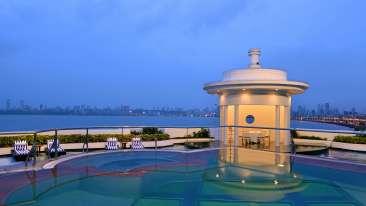 The Allamanda terrace